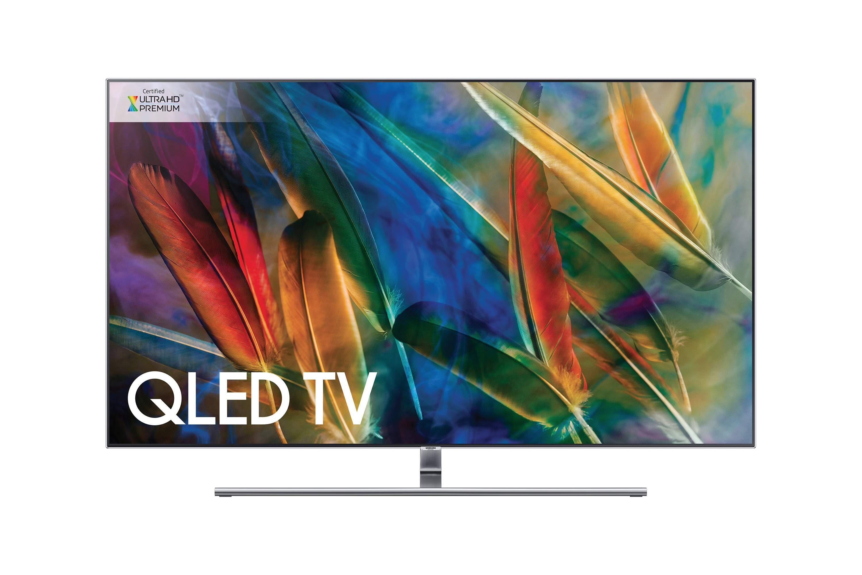 "65"" Q8F  QLED Certified Ultra HD Premium HDR 1500 Smart 4K TV"