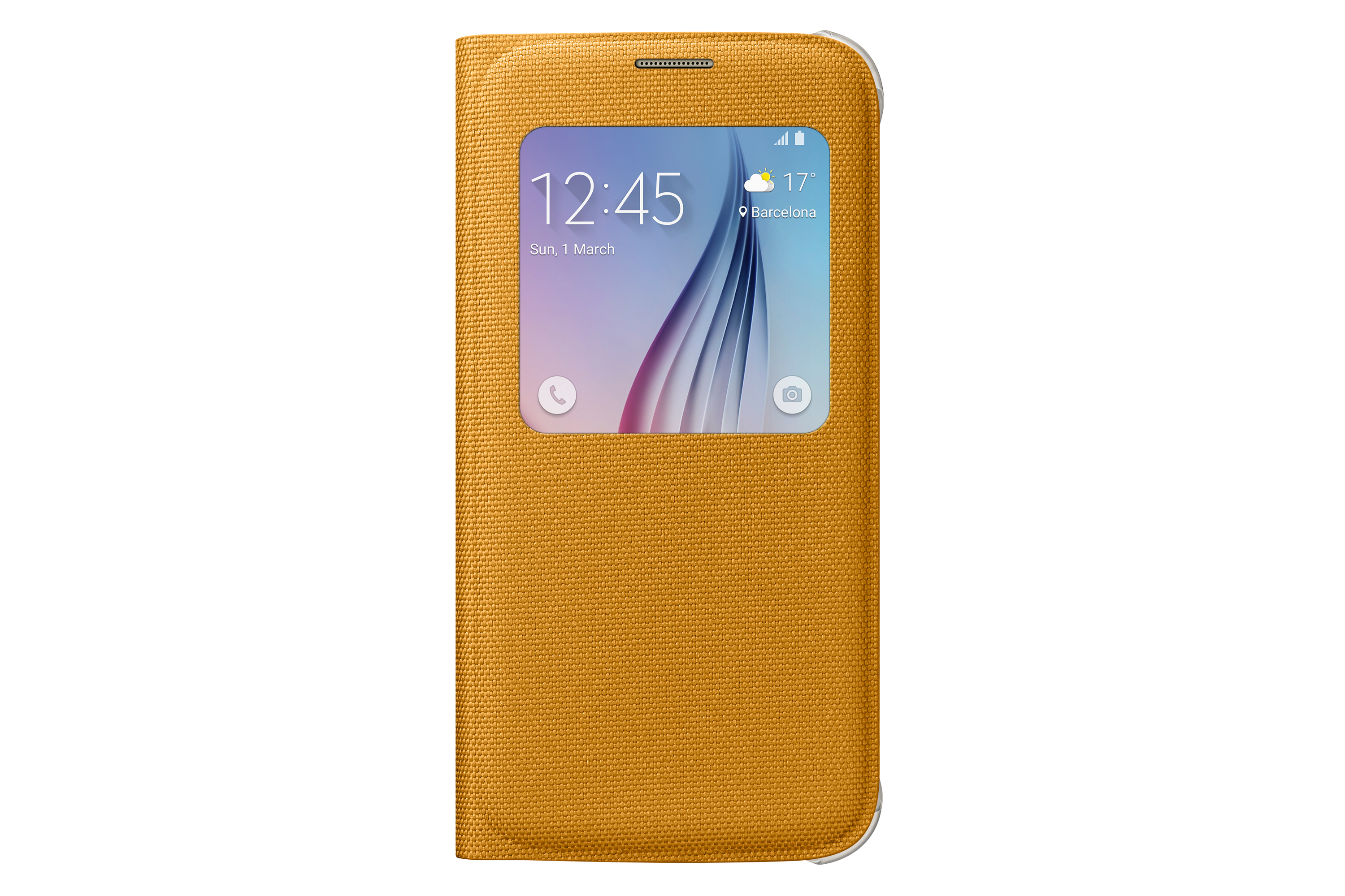 Fabric S View Cover (Galaxy S6)