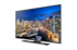 "50"" Series 6 Smart UHD LED TV Side perspective Black"