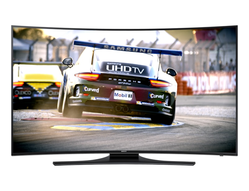 "55"" Series 7 Smart UHD LED TV Front Black"