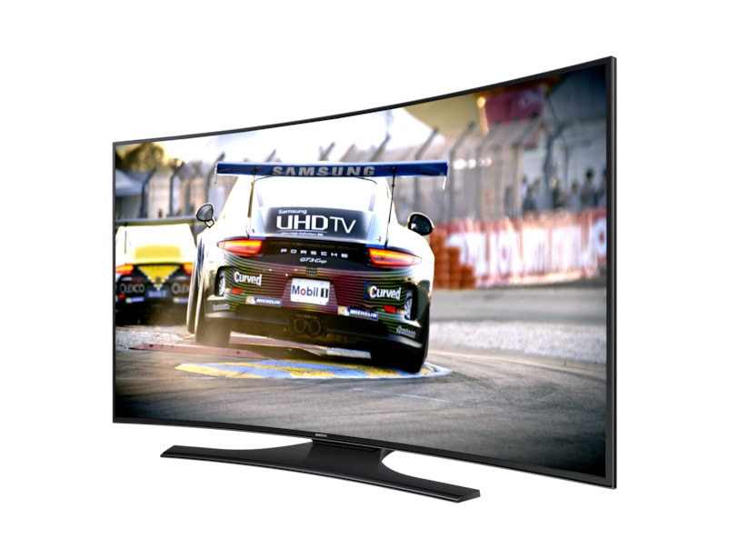 "55"" Series 7 Smart UHD LED TV R perspective Black"