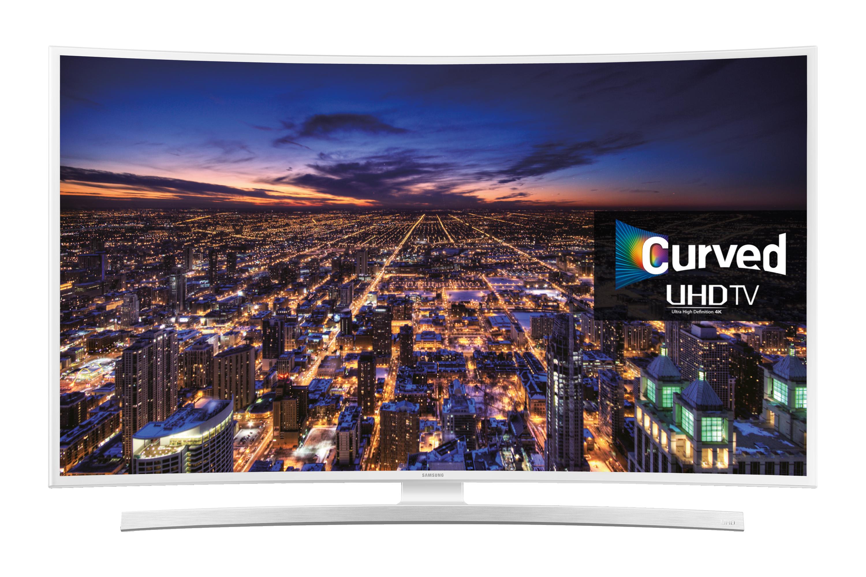 "40"" JU6510 6 Series Curved UHD 4K Smart LED TV"