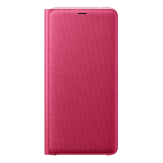 meet f5380 d8a8e Samsung Galaxy A9 Wallet Cover with SafeGuard Side Protection