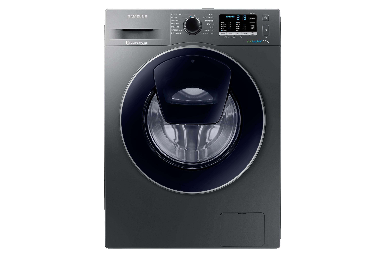 WW5500 AddWash™ Washing Machine with ecobubble™, 7kg