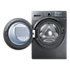 8kg ecobubble™ 1400rpm Washing Machine Front Open Grey