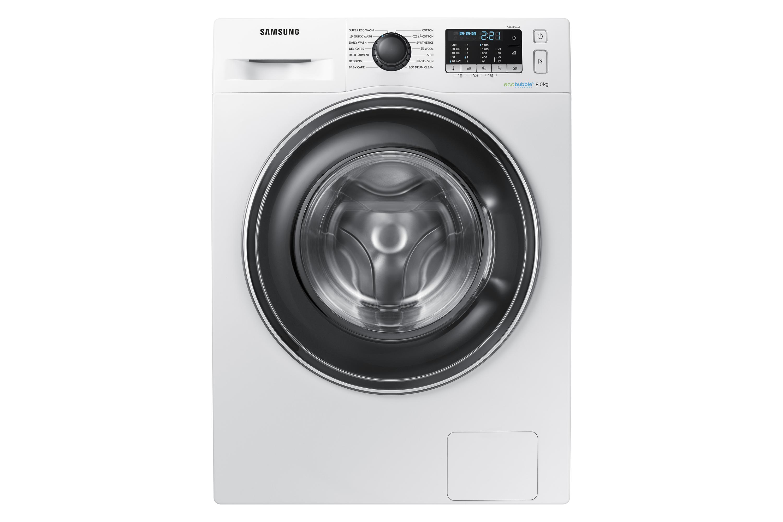 WW5000 Washing Machine with ecobubble™, 8kg