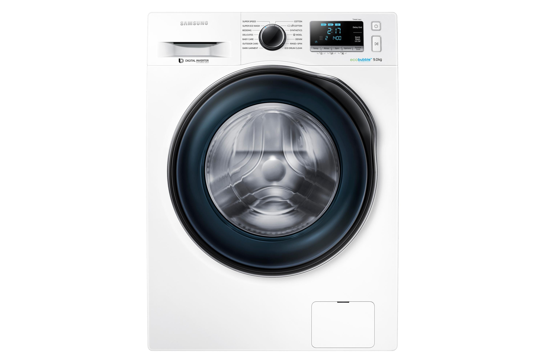 WW6000 Washing Machine with ecobubble™, 9 kg