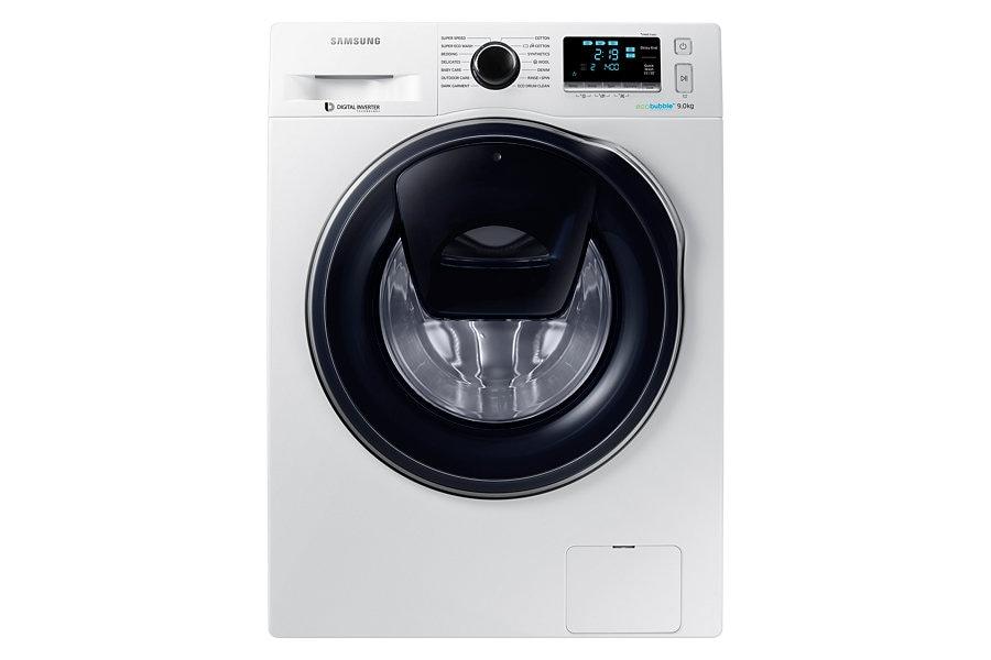 Samsung Washing Machine WW90K6410QW/EU in Kenya Washing Machine Front Load, 9KG, Add Wash - White