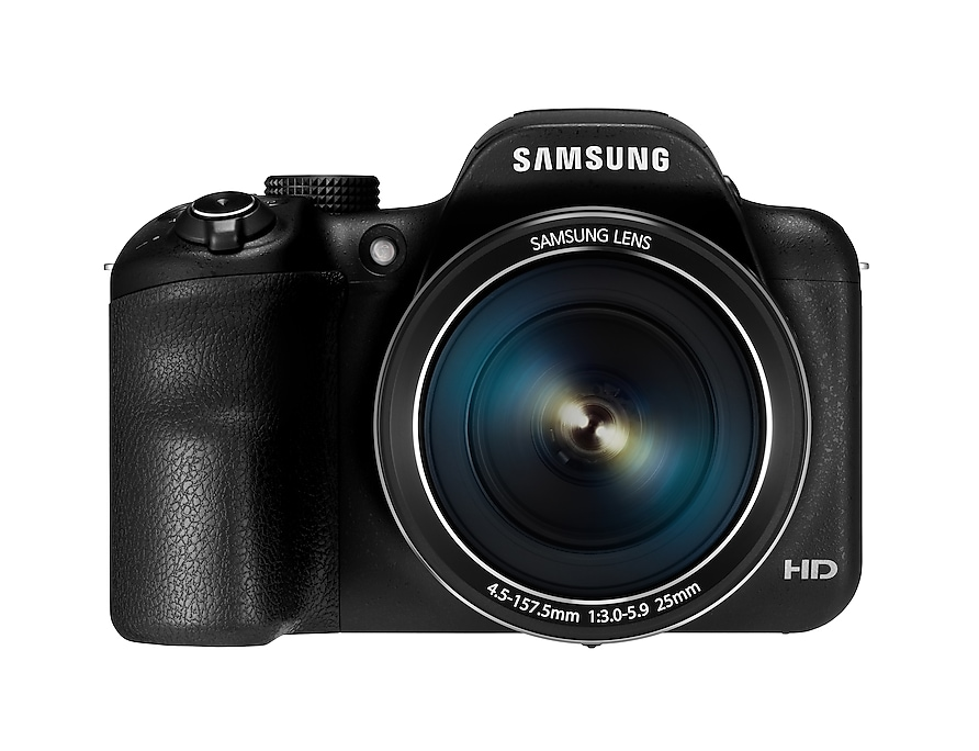77888357576 Samsung WB1100F Smart Camera - 16.2MP