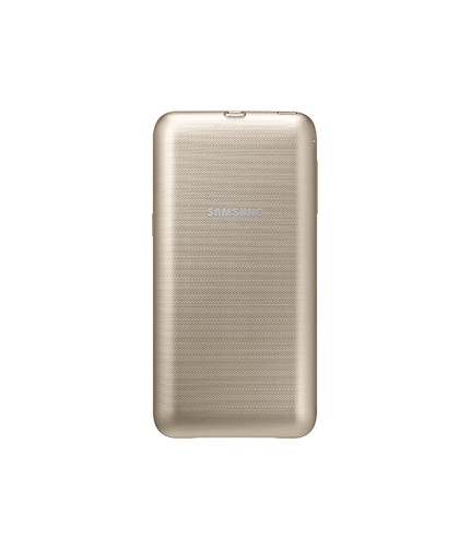 the best attitude c2655 0a149 Wireless Charging Case for Galaxy S6 edge+ Gold | Samsung UK