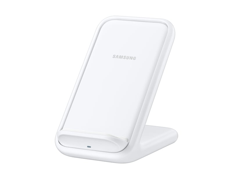 Wireless Charging Stand (White) | Mobile Accessories