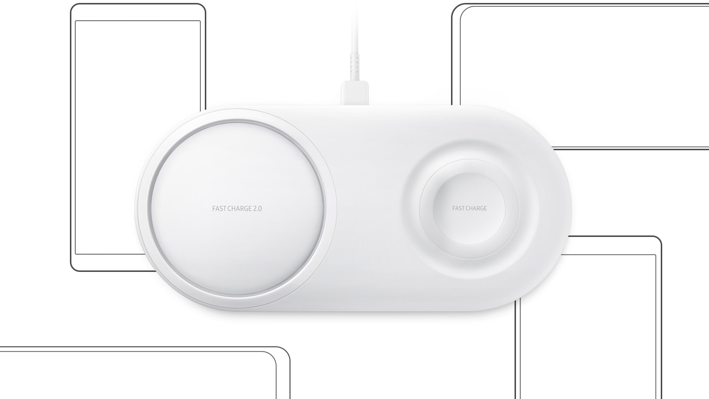 Compatible with Qi devices