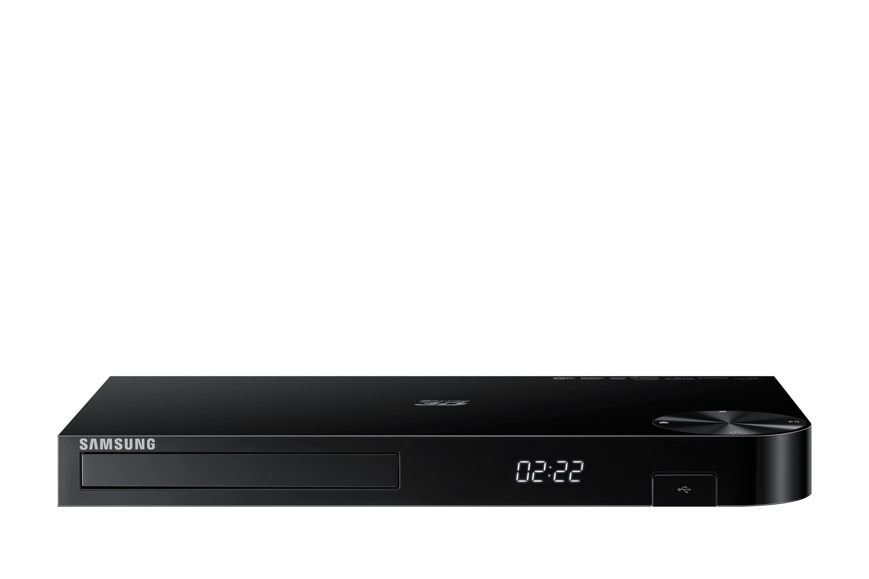 BD-F6500 Smart 3D Blu-ray & DVD Player