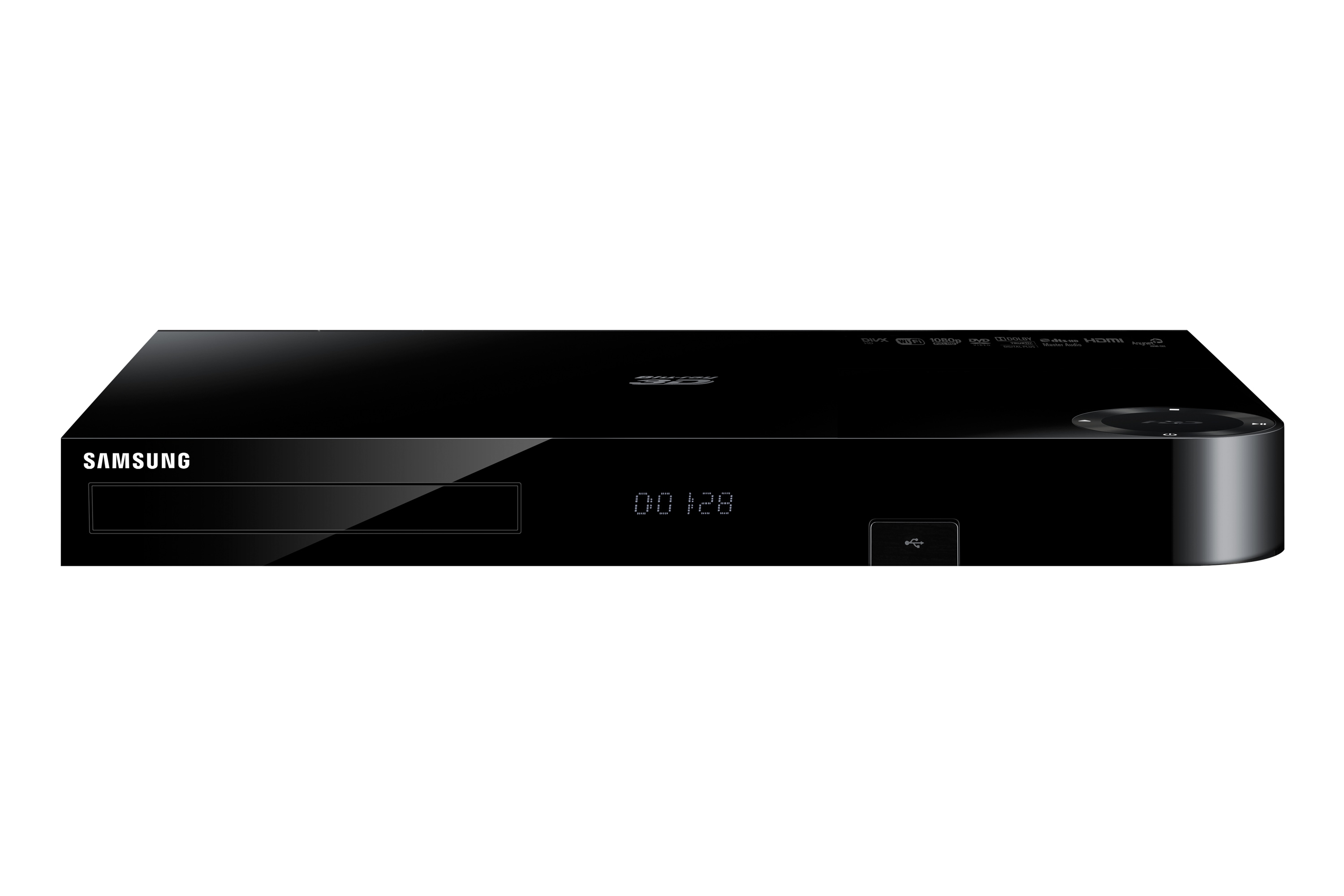 BD-F8500M Smart 3D Blu-ray Player with 500Gb Freeview HD Recorder