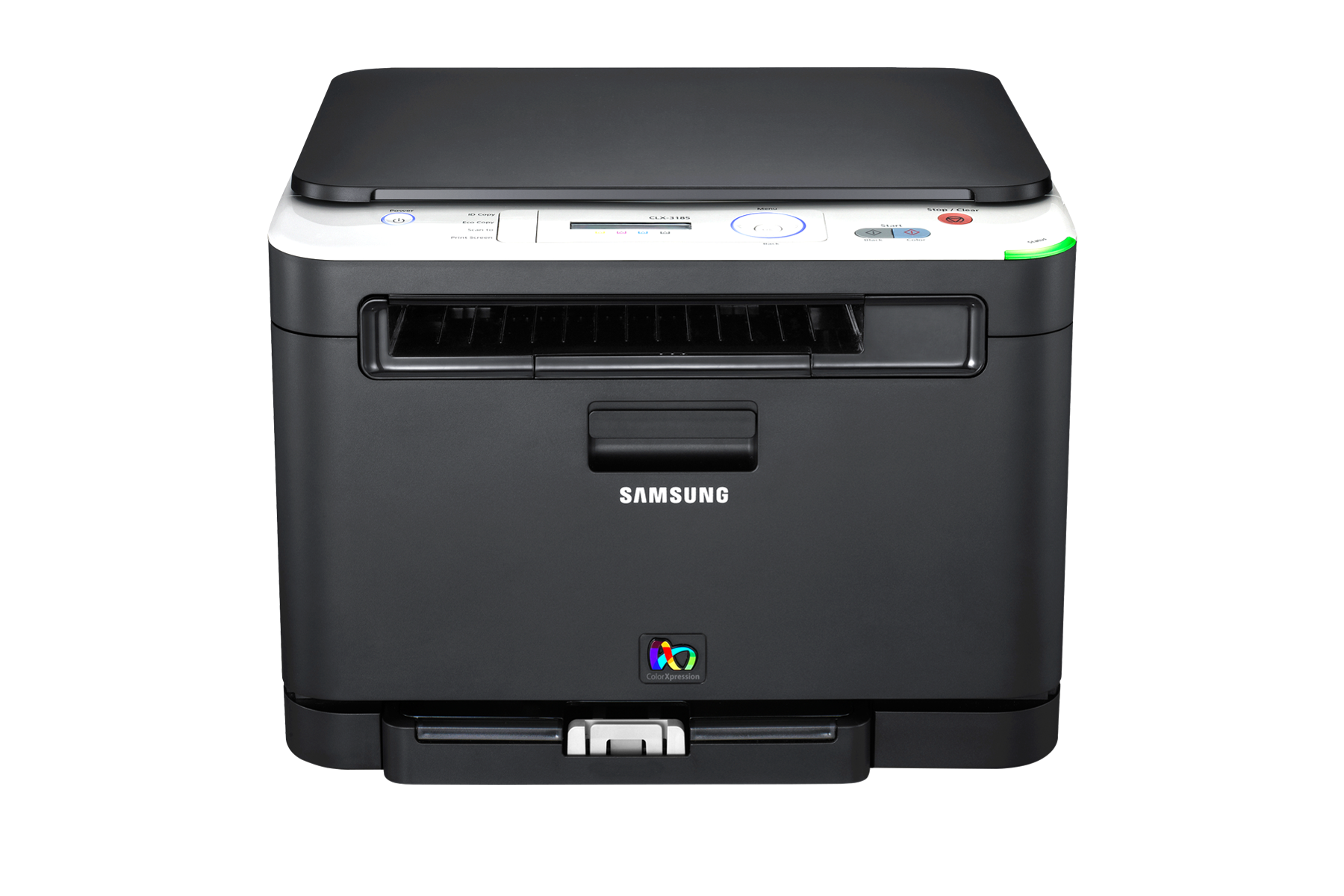 CLX-3185 16PPMColour LaserMultifunction Printer