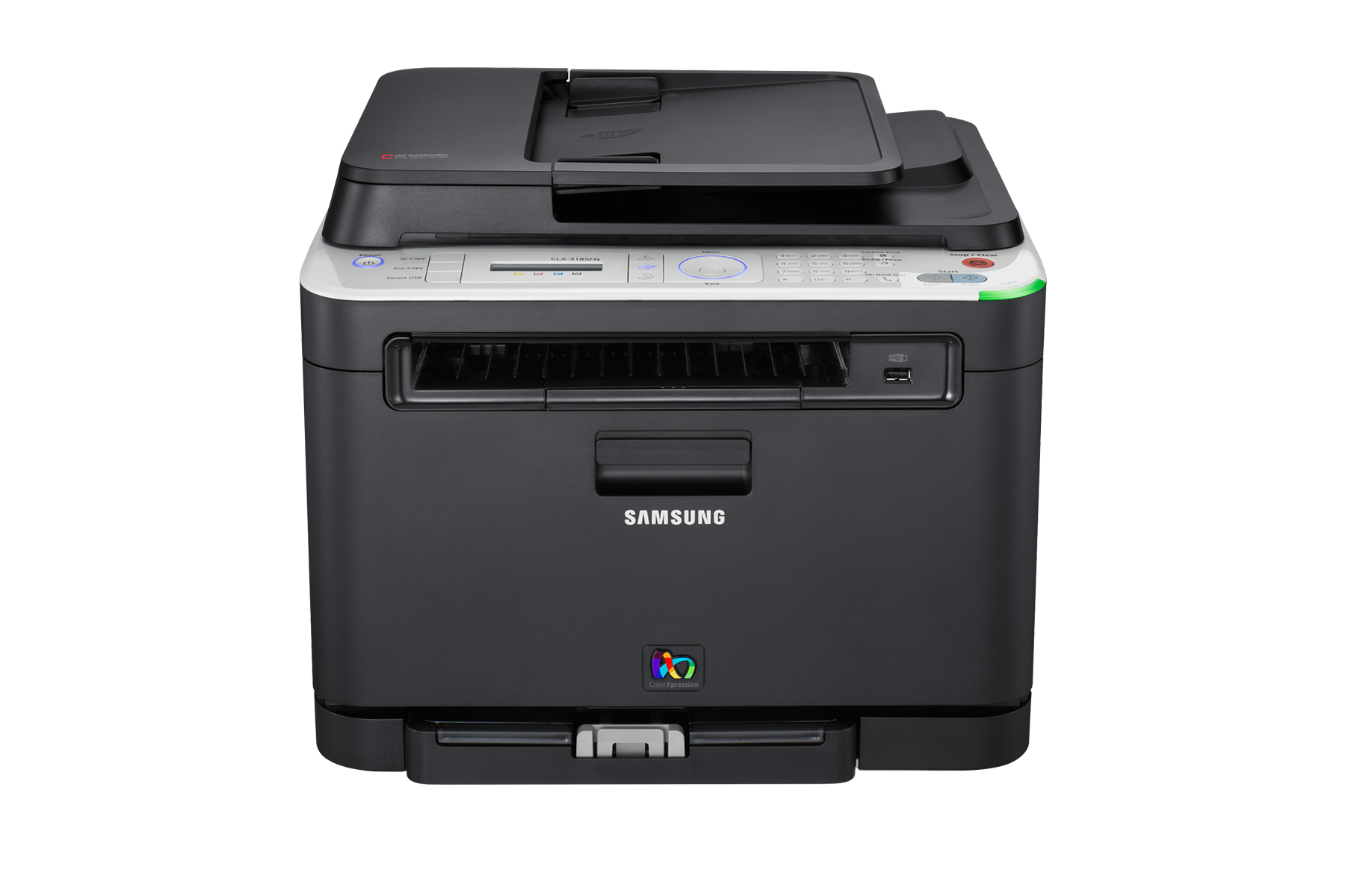 CLX-3185FN 16PPMColour LaserMultifunction Printer