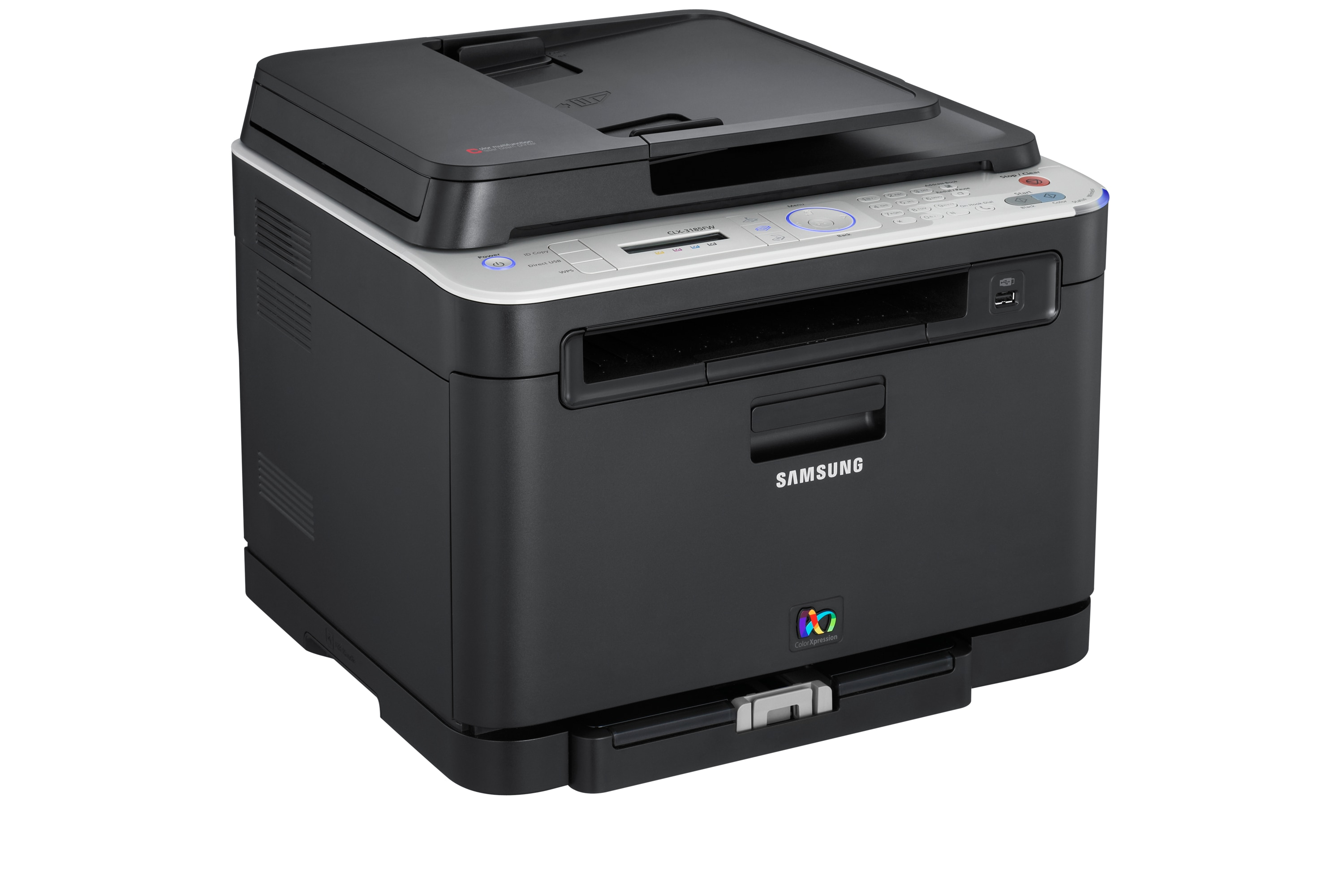 CLX-3185FW 16PPM Colour Laser Multifunction Printer