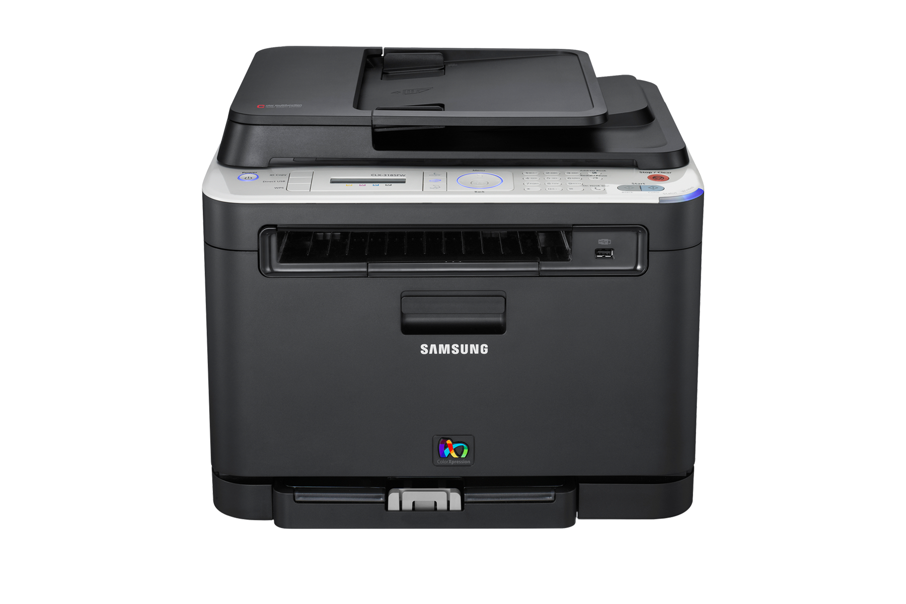 CLX-3185FW CLX-3185FW 16PPM Colour Laser Multifunction Printer