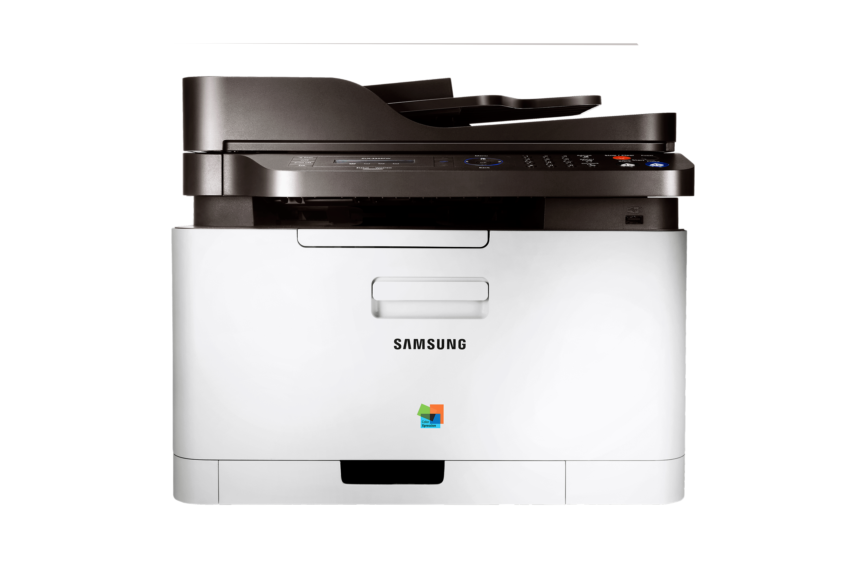 CLX-3305FW Wireless 4 in 1 Colour Multifunction Printer