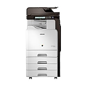 CLX-8640ND Front white