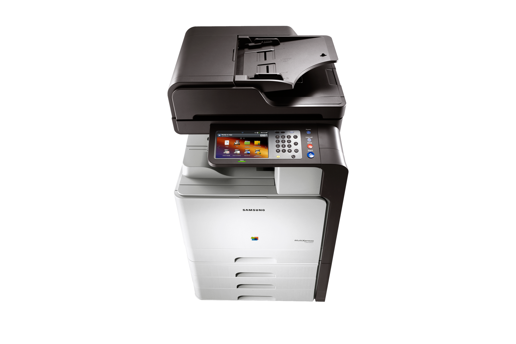 CLX-8640ND CLX-8640ND 38ppm A4 Colour Multifunction Printer