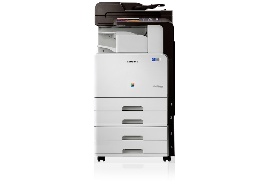 CLX-9251NA 25ppm A3 Colour Multifunction Printer 9251NA Front