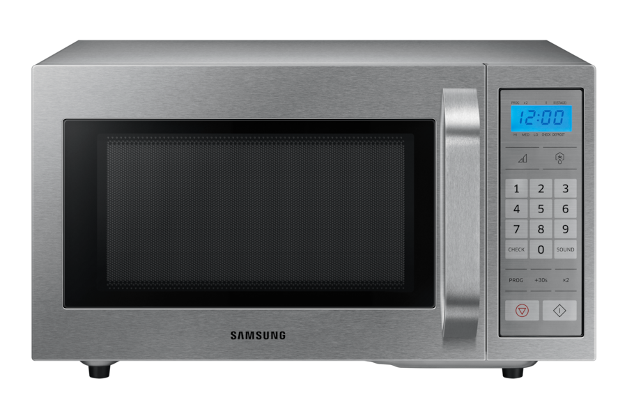CM1109 Commercial Microwave Oven 1000W, 25L CM1109 Front silver
