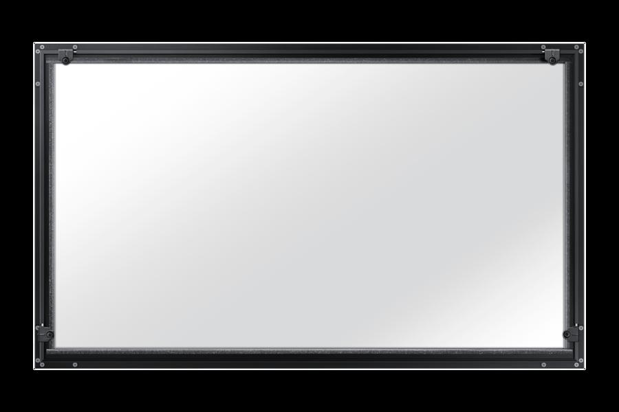 CY-TD32LDAH 32 Touchscreen Overlay TD32LDAH Back Black