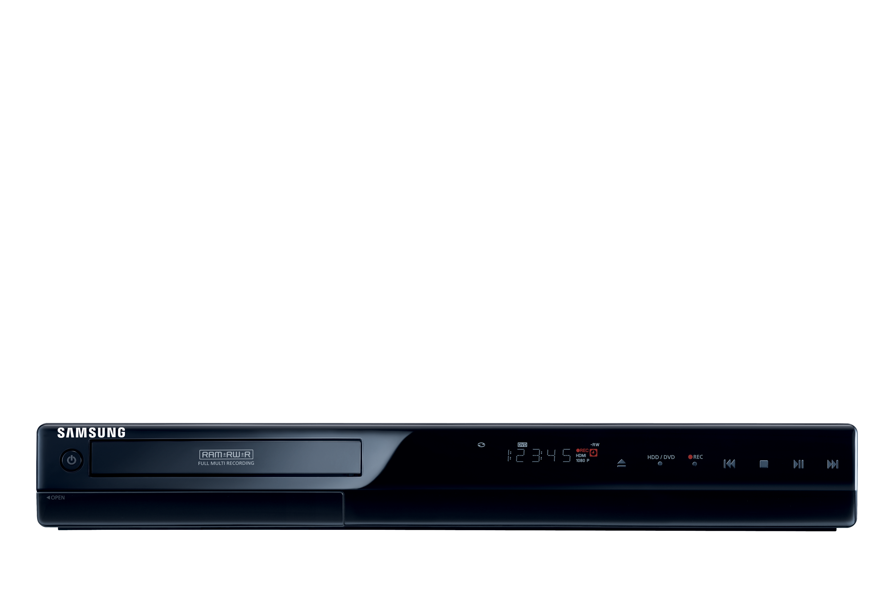 DVD-SH897MDVD Player with HDD