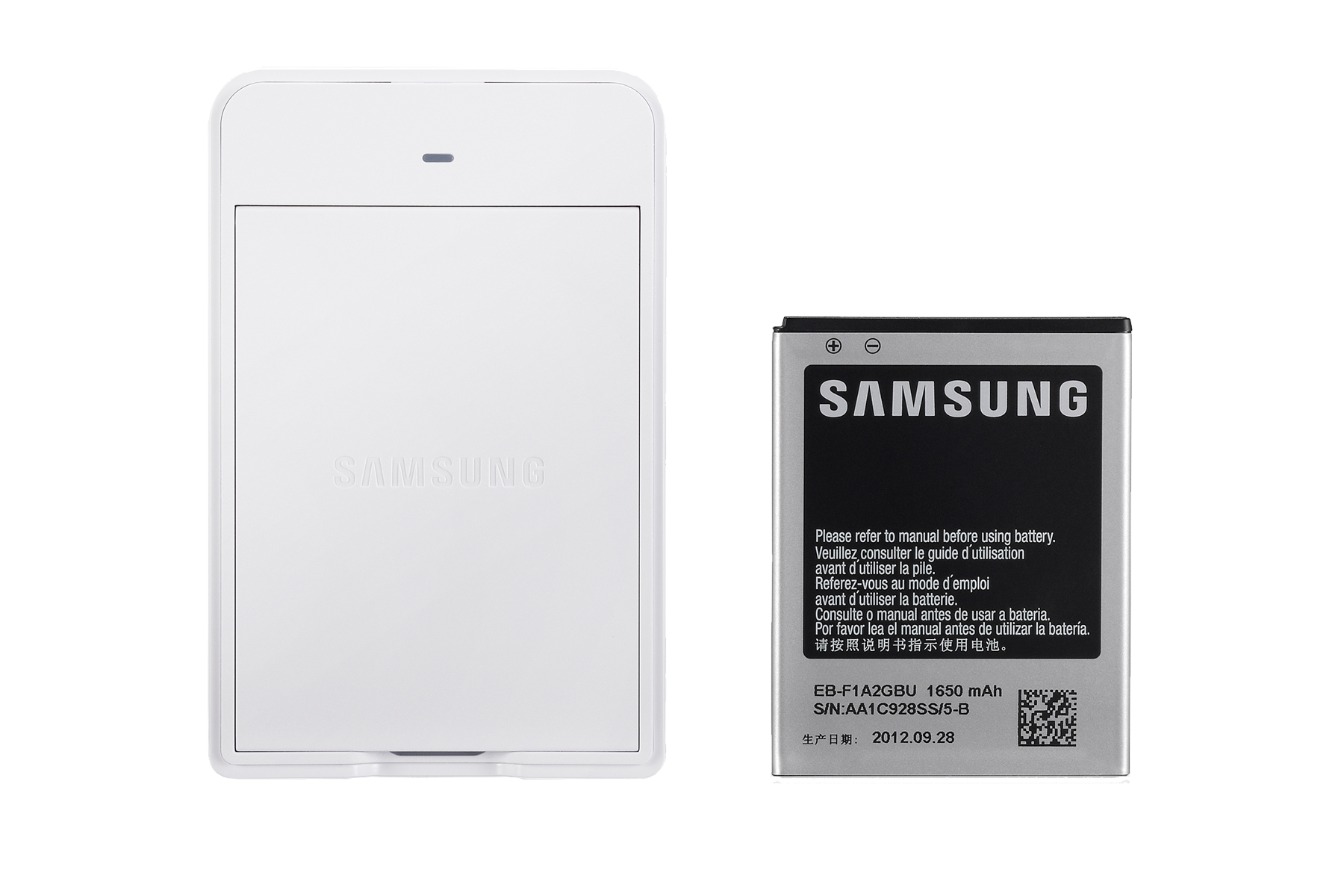 Galaxy Camera Battery Kit