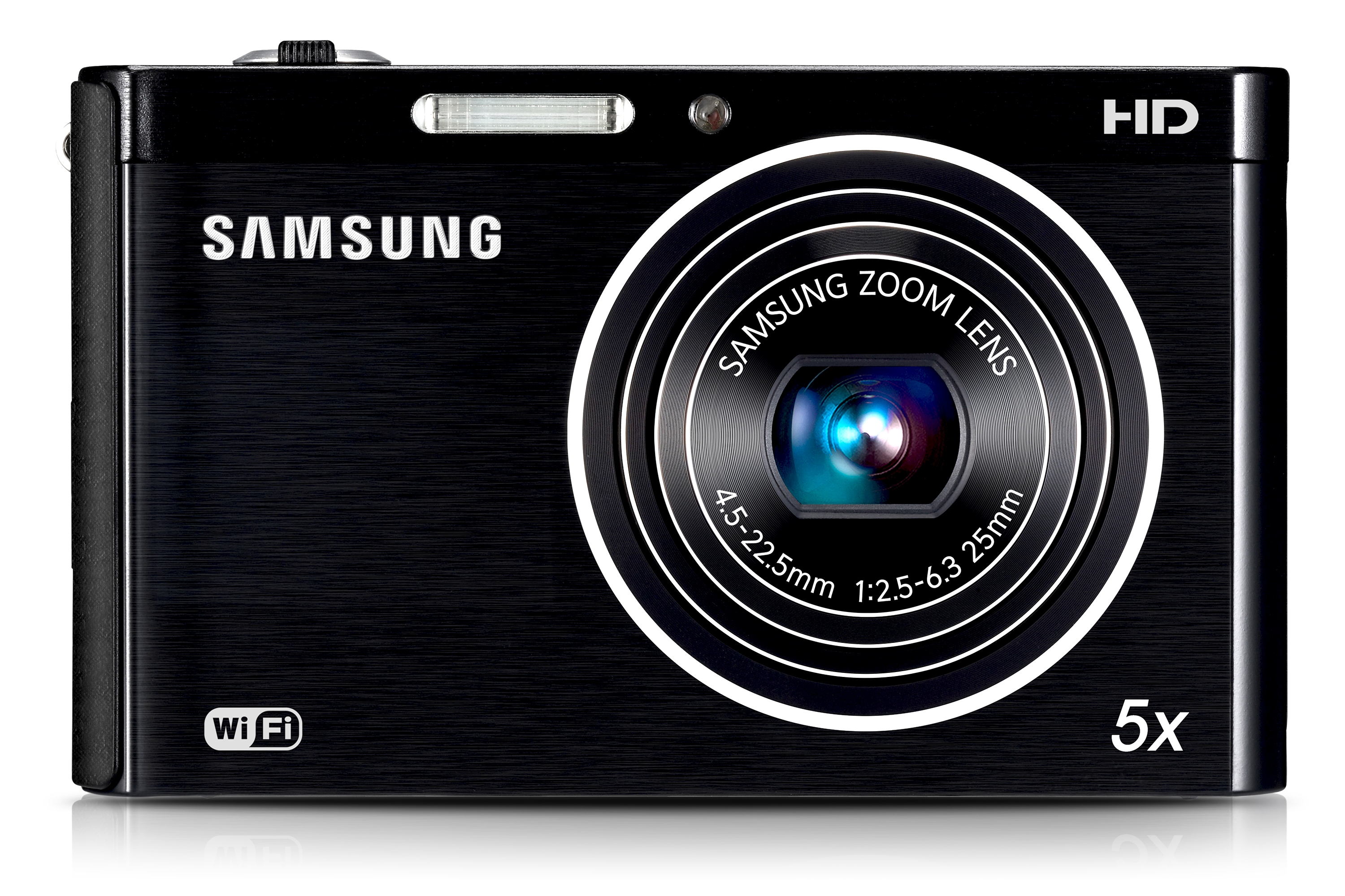 SAMSUNG DV300F Smart Camera Front black