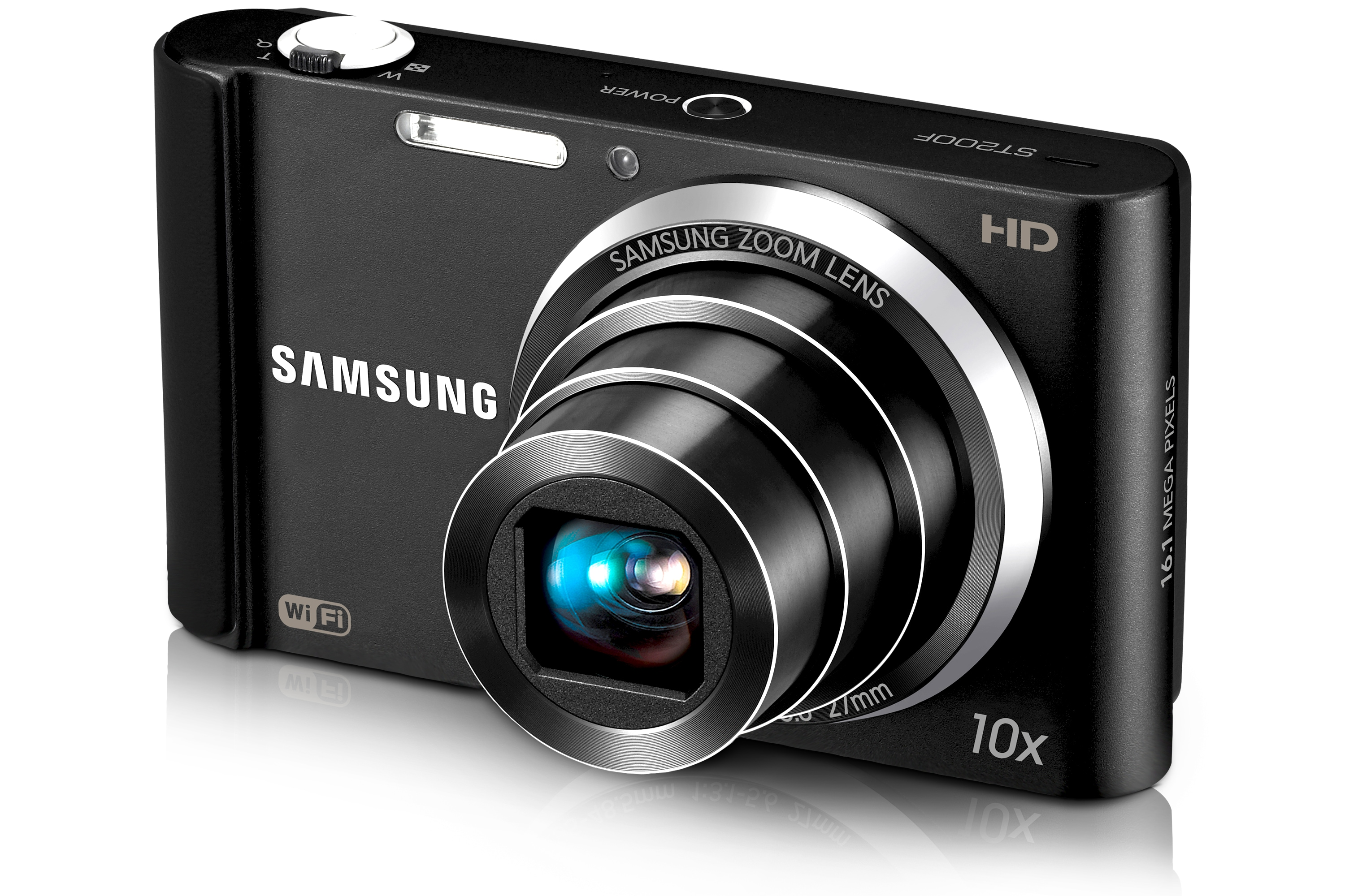 SAMSUNG ST200F Smart Camera Right Angle