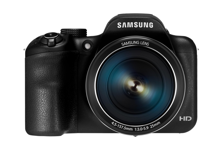 Samsung WB1100F Smart Camera - 16.2MP, Wi-Fi, NFC - Samsung UK