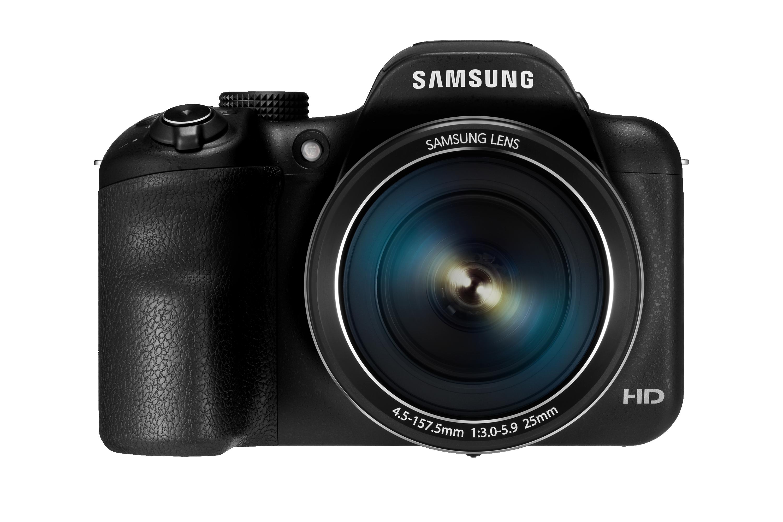 WB1100F 16MP Digital Camera with 35x optical zoom