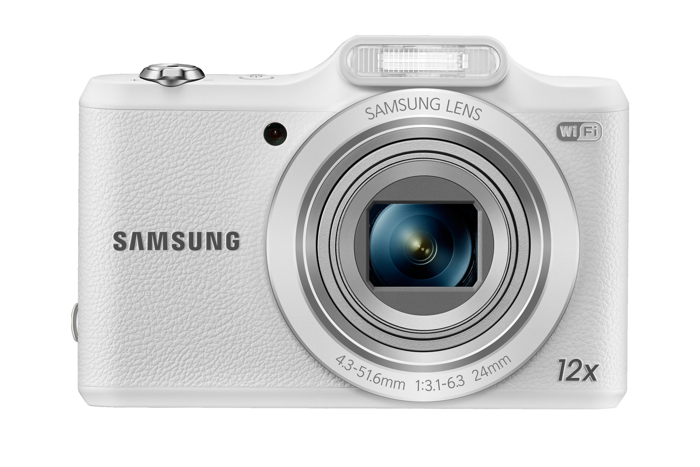 WB50F 16MP Digital Camera with 12x optical zoom