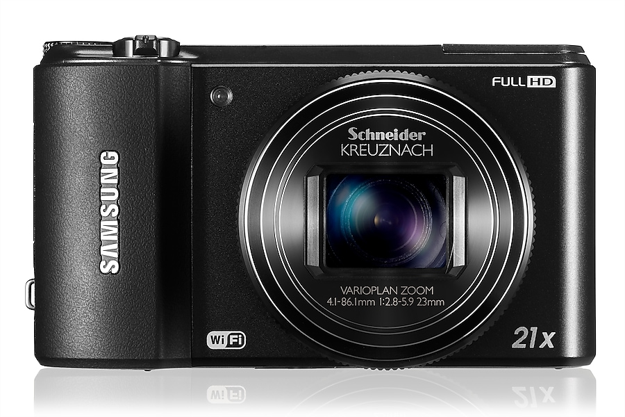SAMSUNG WB850F Smart Camera Front
