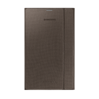 "EF-BT700B Galaxy Tab S 8.4"" Book Cover (Bronze)"