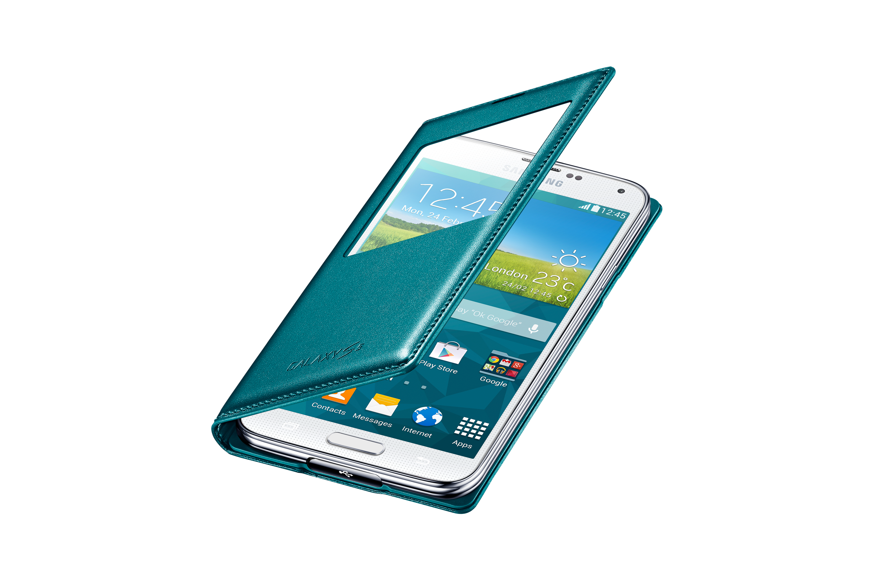 EF-CG900B Cover Teal