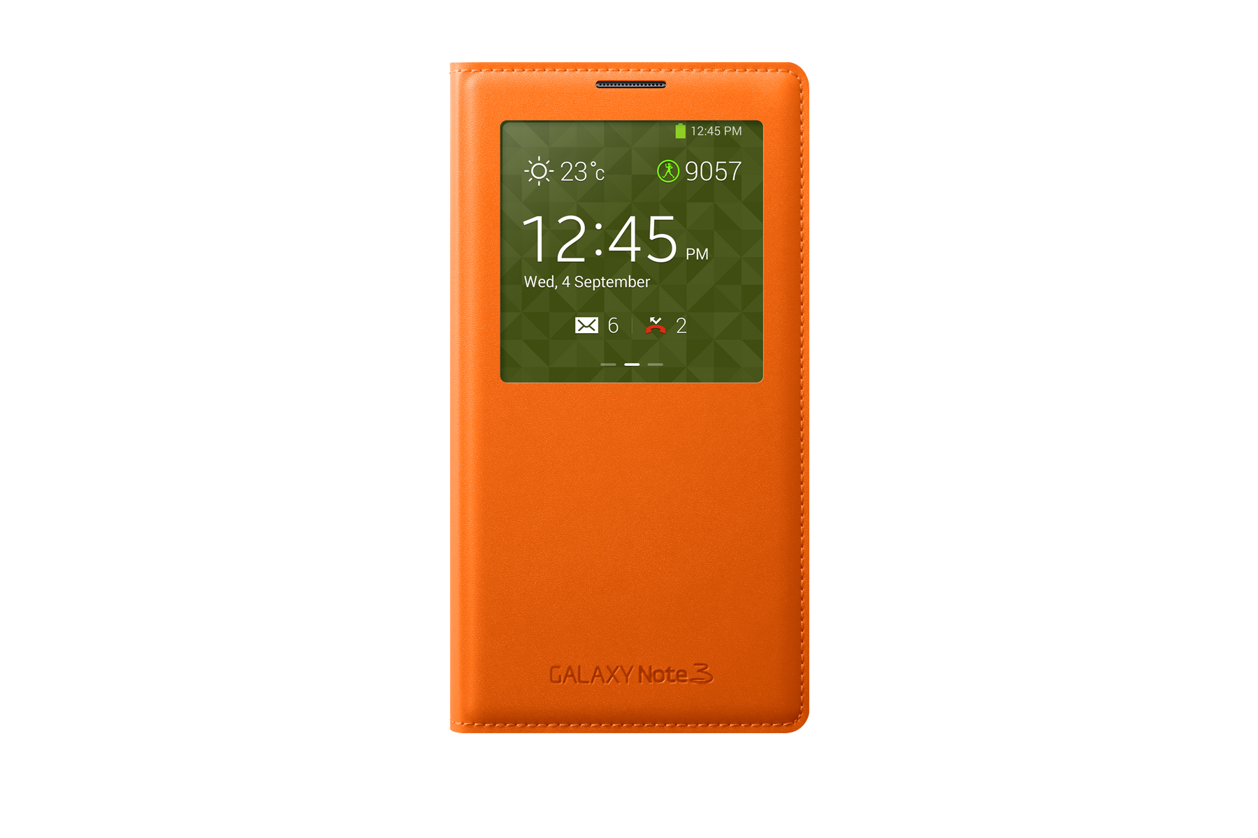 Galaxy Note 3 S View Cover