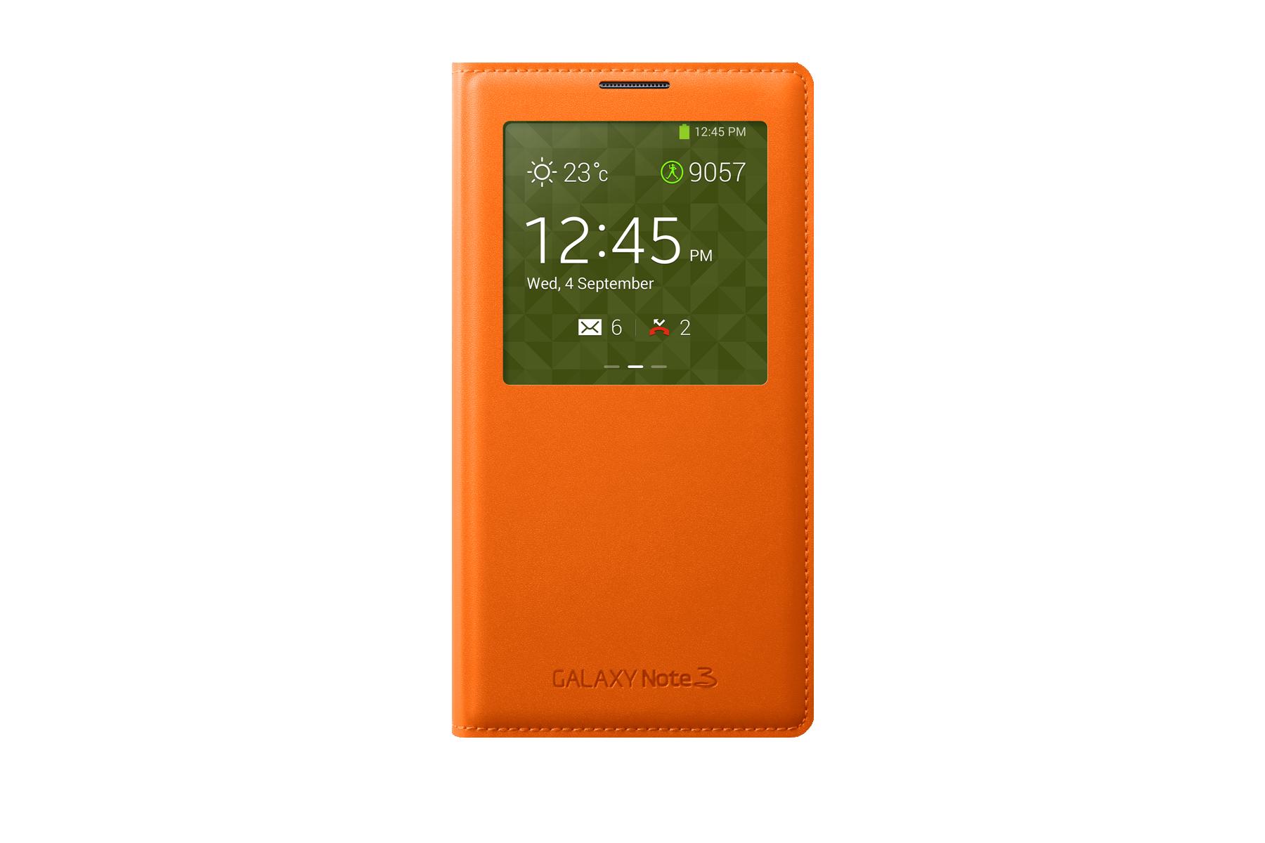 EF-CN900B Front Orange
