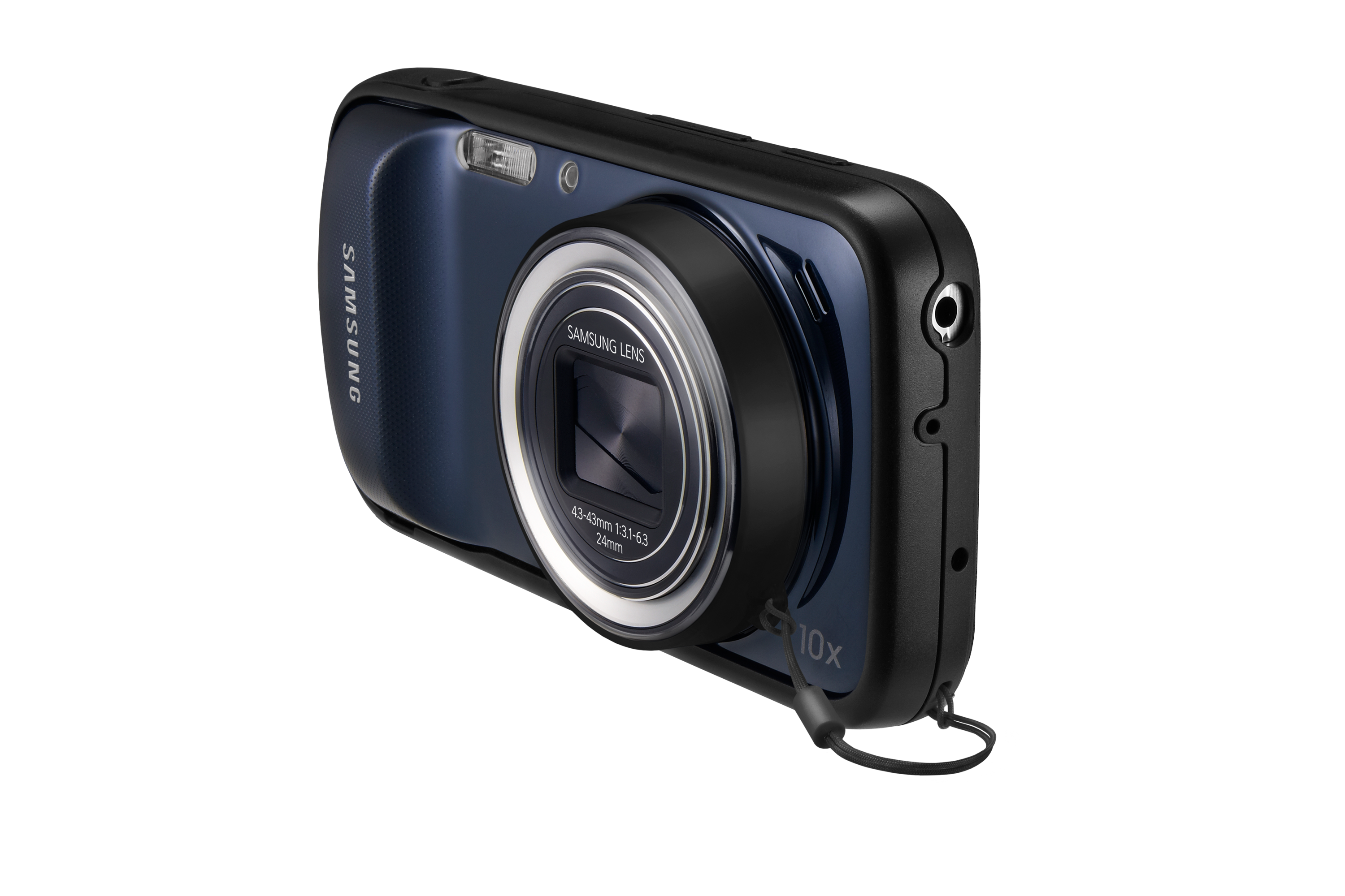 EF-GGS10F Galaxy S4 Zoom Flip Cover