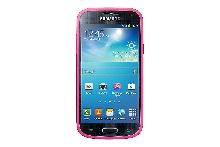 Galaxy S4 Mini Protective Cover