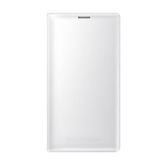 EF-WN910F Galaxy Note 4 Classic Edition Flip Wallet Cover (White)