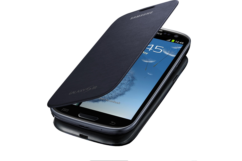 Galaxy S III Flip Cover