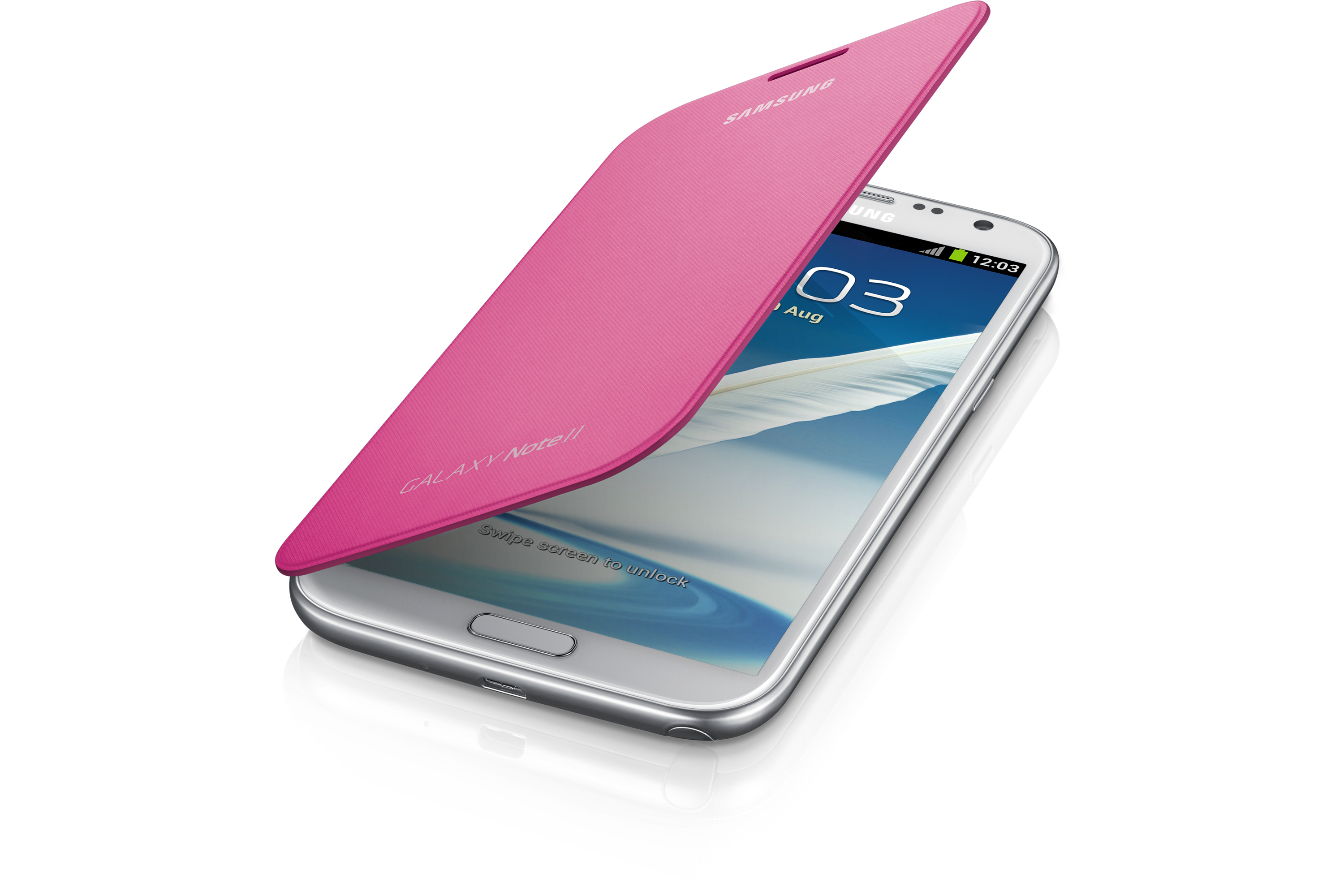 Galaxy Note II Flip Cover