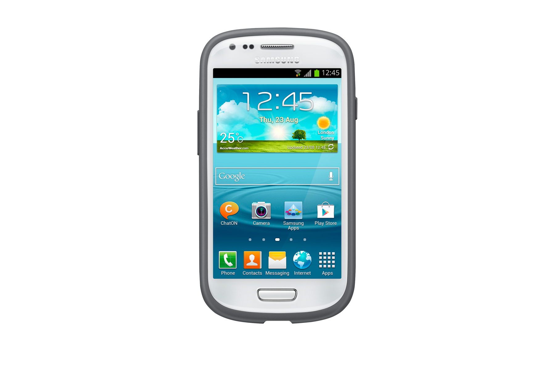 Protective Case (Galaxy S3 mini)