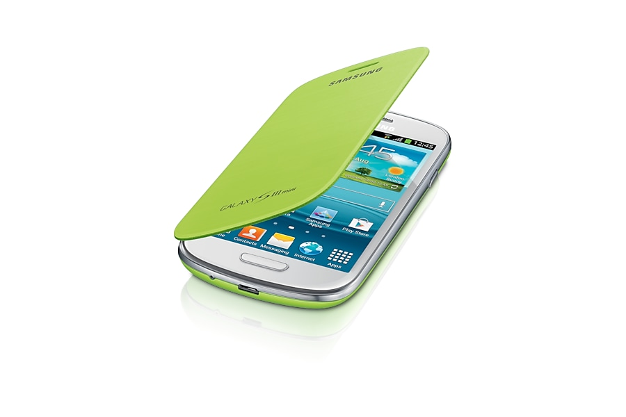 Galaxy SIII Mini Flip Cover