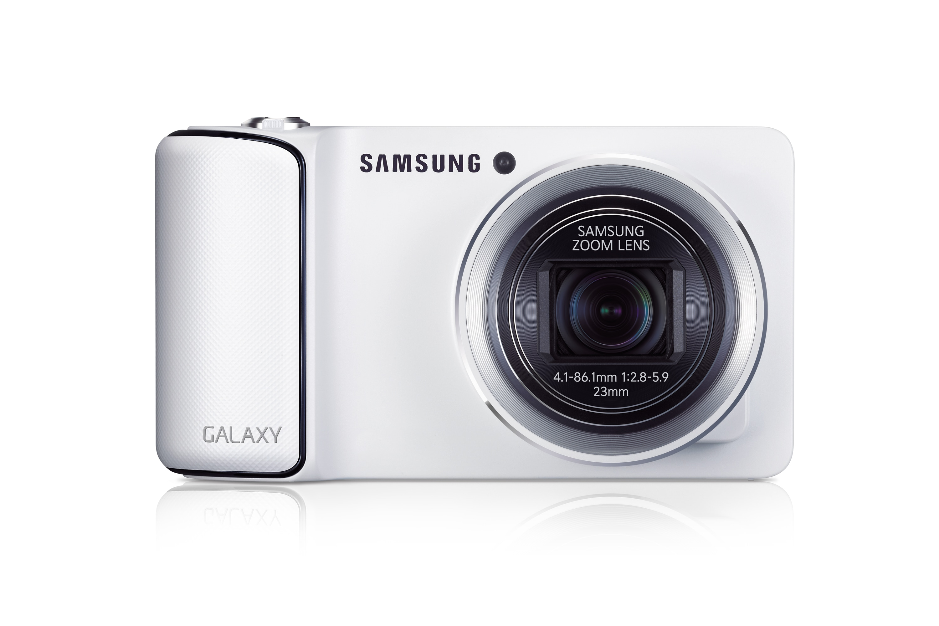 EK-GC100 Galaxy Camera - WiFi Front White