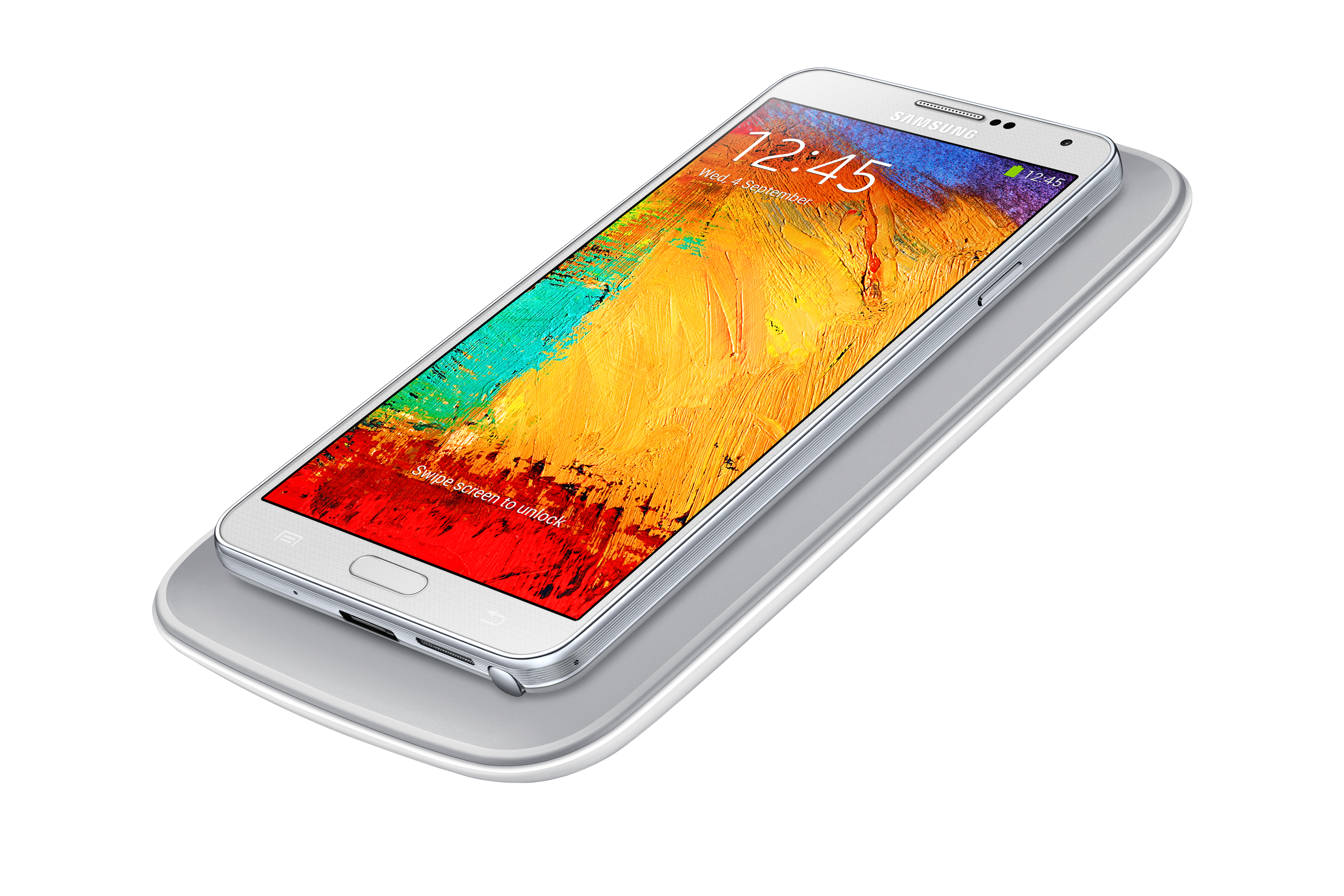 EP-WN900 Galaxy Note 3 - Wireless Charging Kit (White)