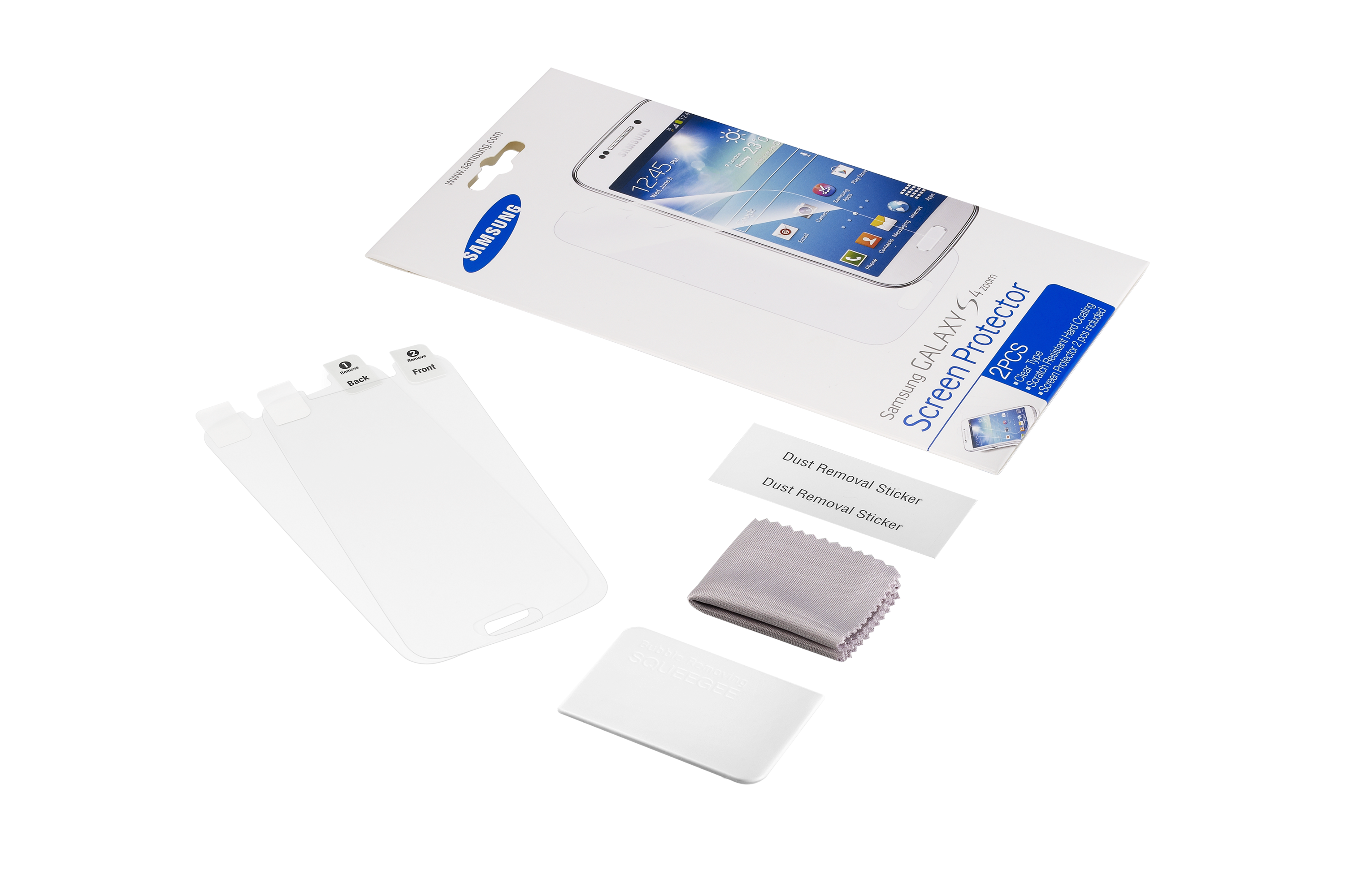 ET-FGS10C Galaxy S4 Zoom Screen Protector